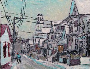 Petit Noir  #4 - Along Commercial Street