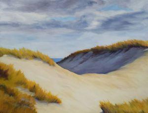 Sun Splashed Dune