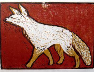 White Fox #1/8