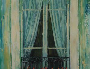 Paris Window II