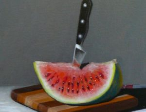 Seeded Melon