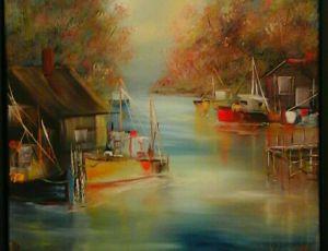 Autumn in the Cove