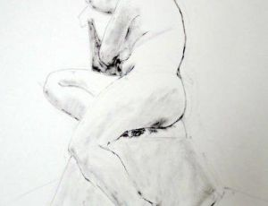 Seated Woman #3