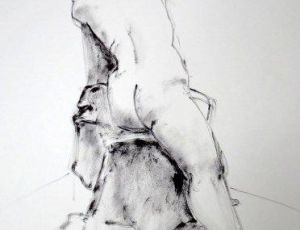 Seated Woman #4