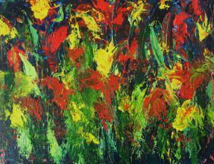 Wild Daylilies