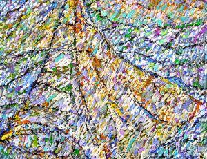 Kaleidoscope Sail