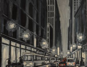 Downtown City Commute