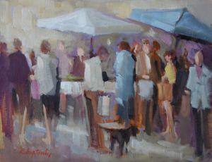 Market Day St-Cyprien France