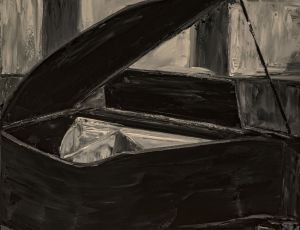 Piano Abstract