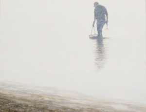 Clams and Fog by Del-Bourree Bach