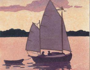 Canoe Yawl, Dusk
