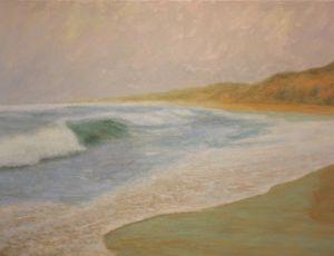 Breaking Wave, Ballston Beach