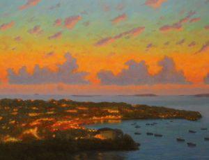 Caribbean Twilight