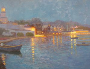 Evening on the Harbor
