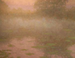 Lily Pond Fog