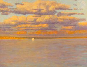 Sunset Cruise, the Bay Lady