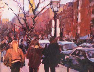 Newbury Street Stroll