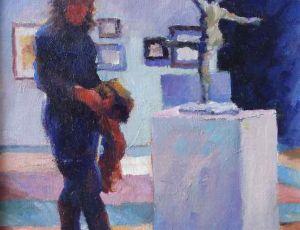 Pondering Degas