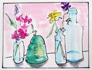 Windowsill Series: Blossoms
