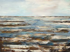 Low Tide, Tidal Flats