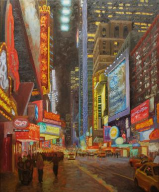 """East Coast Impressionism; West Coast Neo-Tonalism""  Artist Pairing: Rob Longley & Jon Francis"