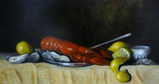"""Realism Reinterpreted "" Artistic Pairing: Clare Barrett & Del-Bourree Bach"