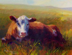 Nobleboro Cow