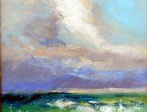Cloudburst by Joseph Palmerio