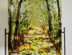 In Sunlight & Shadow by Alice Benvie Gebhart