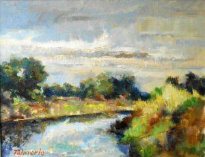 Into the Glades by Joseph Palmerio