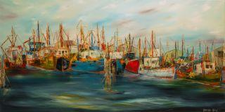 """Artistic Pairing : """"Surroundings""""- Brenda Silva & Tamara Gonda"""