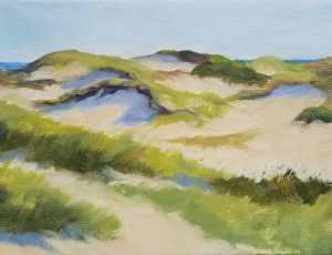 View Across the Dunes