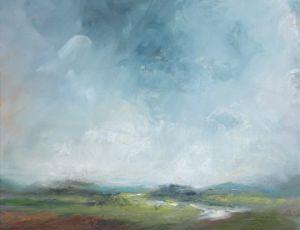 Spring Rain by Lorrie La Pointe