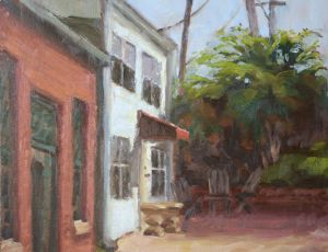 Alley Way by Sue Foell