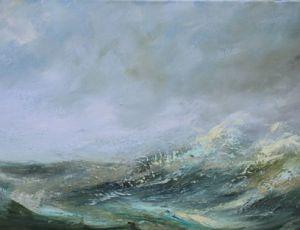 Seascape by Lorrie La Pointe