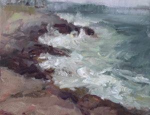 Seaside by Kathy Morrissey