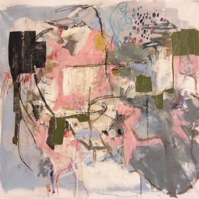 One of artist Paul Klines large scale works Thanks Paulhellip