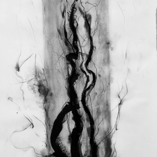 Artist Paul Kline shares one of his new works athellip