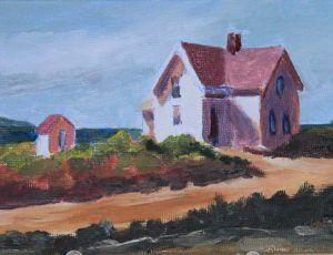 Old Keepers House, Wellfleet