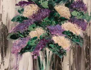 Lilacs & Hydrangeas