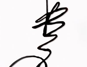 Scribble I by Paul Arsenault