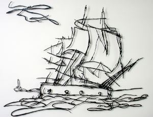Ship by Paul Arsenault