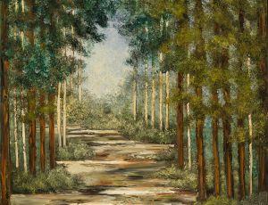 Wooded Path II