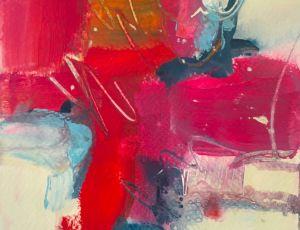 Color Burst #12 by Dannielle Mick