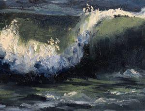 Sea & Light by Dannielle Mick