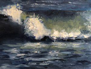 Sea & Light #2 by Dannielle Mick
