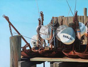 Anchors & Buoys by John Mansueto