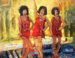 Boogie Woogie by Gail Sauter