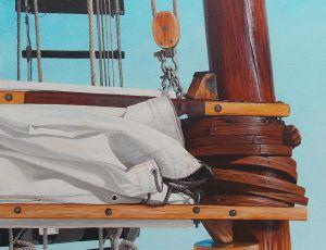 Mast Hoops by John Mansueto
