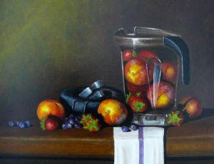 Summer Fruit Smoothie